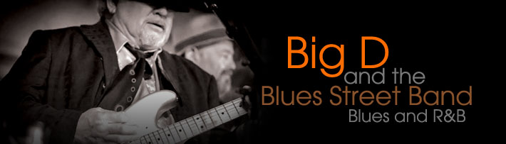 Big D and the Blues Street Band
