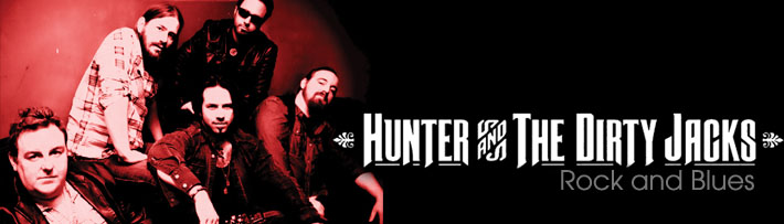 Hunter and the Dirty Jacks at Kobe Steakhouse & Lounge